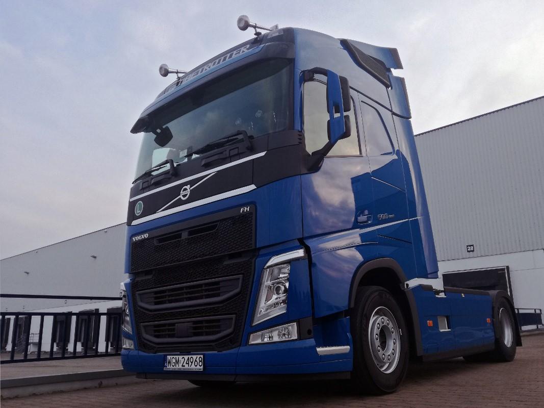 Tabor GTFL – Volvo FH-500